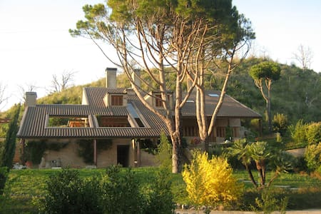 elegant and relaxing uphill villa - Ascoli Piceno - Villa