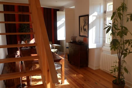 Suite with view in historic centre - Apartamento