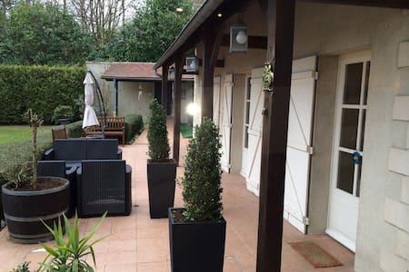 Spacious house 40 mins from Paris - Aumont-en-Halatte