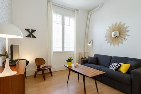 Lovely flat in the heart of Paris