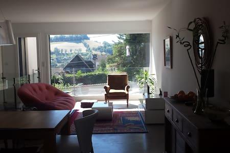 2 chambres à louer dans maison contemporaire - Huis