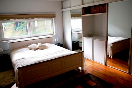 Cozy, spacious and with private bathroom - Wohnung