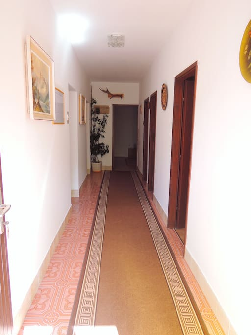 Spacious and comfortable apartment, fits 6 persons