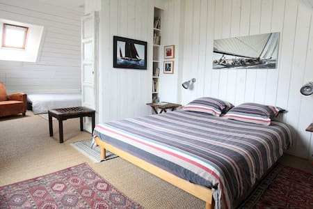 Bed & breakfast in bay of Quiberon. - Plouharnel