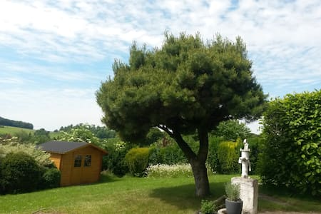 Gemütliche Unterkunft mit Garten - Wohnung