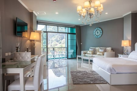 Deluxe Studio with Private Pool - Ao Nang - Apartment