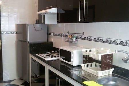 Appartement moderne sur la route de Tetouan - Tanger - Apartment