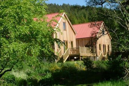 Lonach Lodge - Huis