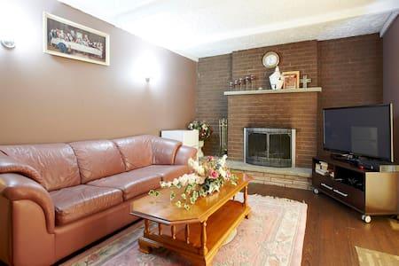 La Lounge private 1 bed room - Ház