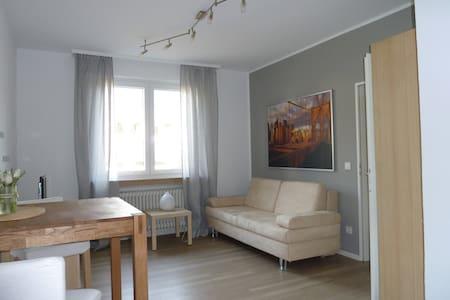 Apartm.: modern/zentral  Messe/Uni