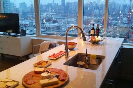 Dream Apartment with Skyline Views