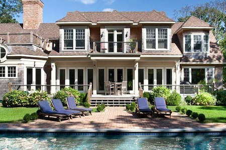 Chic 5 Bedroom Villa - Sag Harbor - Villa