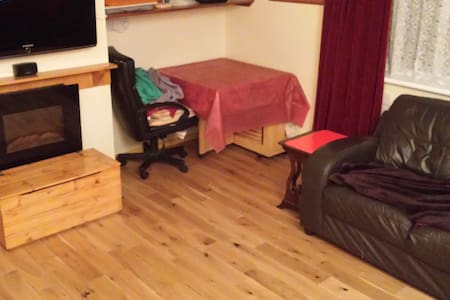spare room available - Maison