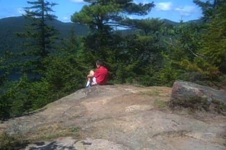 Adirondacks--Garnet Hill: pristine lake, serenity - Casa