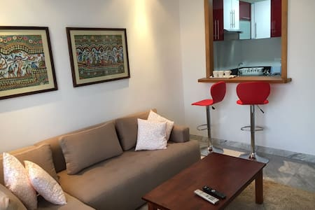 Bel appartement en plein centre de casa - Casablanca - Apartment