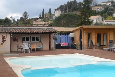 A Perfect Retreat By The Pool - Vence