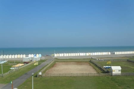 B&B sea vue : 4pers (2rooms/2bath) - Cayeux-sur-Mer