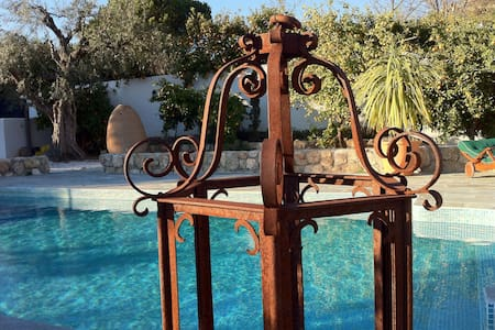 Andalusian paradise with pool, garden and oranges! - Villa