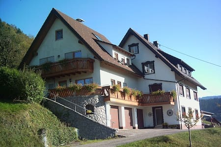 Cozy apartment in the black forest - Leilighet