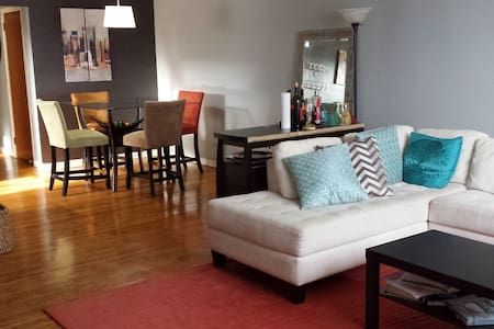 Spacious apartment for Papal Visit - Wyndmoor - Wohnung