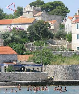 Historic villa near the beach - Lumbarda - Villa