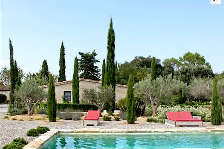 Charming rural Masia close to beach - Willa