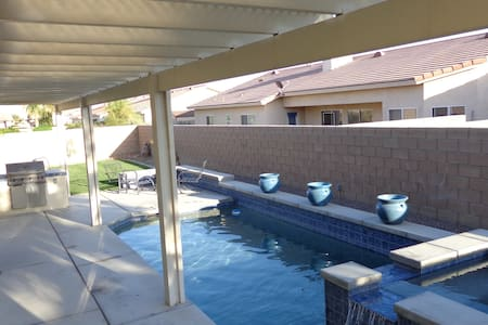 COACHELLA FEST RENTAL WITH POOL!!! - Thermal - House