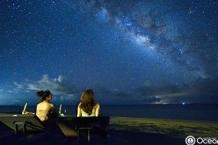 満天の星空に囲まれた最高の景色の唐津・佐賀リゾートホテルOcean - Lejlighed