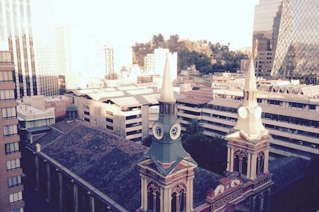 Apartamento en Centro de Santiago