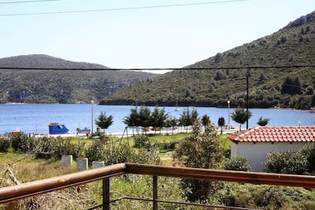 2 BD, Apartment, Sea view in Porto Koufo Sithonia - Daire