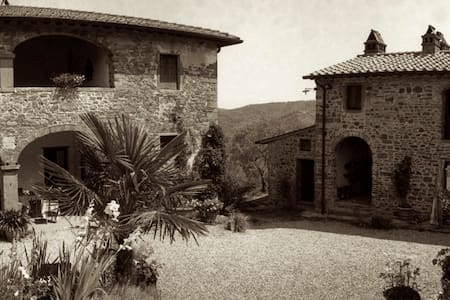 Lovely house in Tuscany - Civitella In Val di Chiana - Apartment