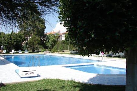 Bungalow au calme piscine, tennis à 800m de la mer - Guardamar del Segura - Bungalow
