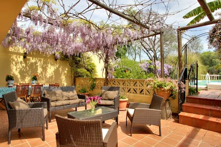 Best of Andalucia . Close Gibraltar - Appartement