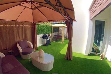 Luxury one bedroom appartment