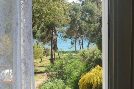 3-bdr Stala Court at Dasoudi beach - Lakás