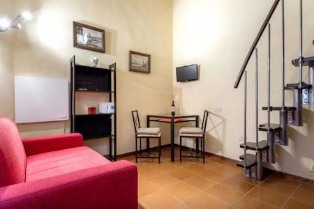 Florence modern loft close Uffizi - Firenze - Apartment