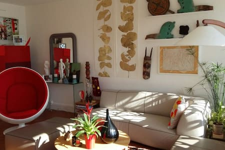 100m2 cosy proche chateaux - Apartment