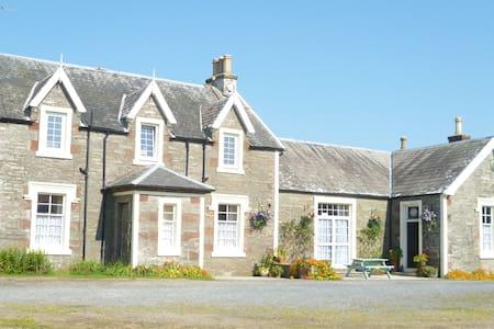 Castlewigg Lodge twin room - Bed & Breakfast