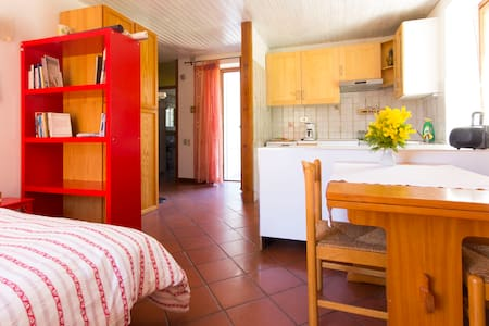 Laghel: flat with kitchen - Appartement
