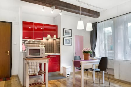 Gorgeous studio by Ponte Vecchio - Florence - Apartment