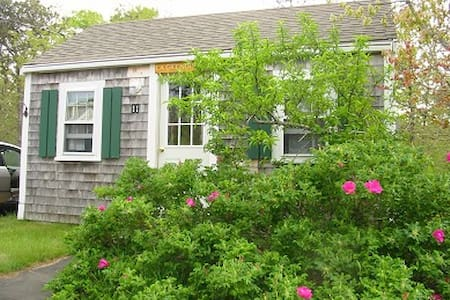 Studio Cottage on Outter Cape! - Eastham - Cabane
