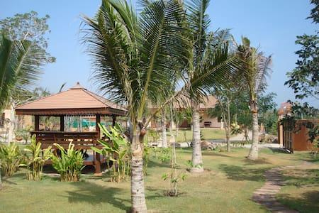 Green Home Resort - Haus