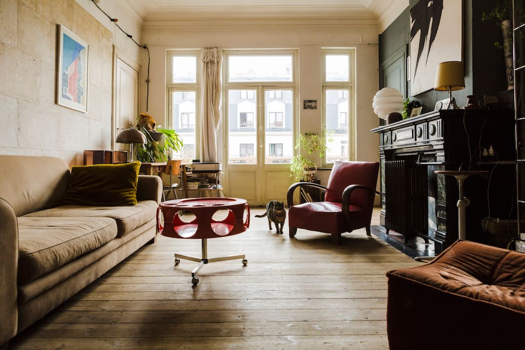 Spacious Room in Heart of Brussels