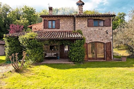 Umbriaverde - Monte Castello di Vibio