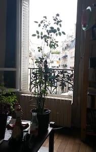 Très bel appartement hausmannien - Paris - Apartment