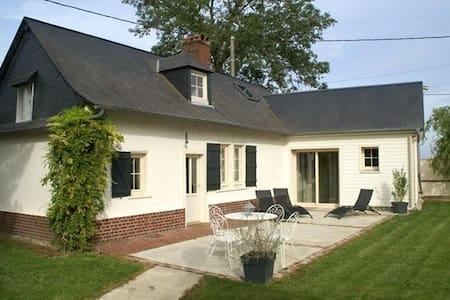 Charmante maison de campagne - Sentelie