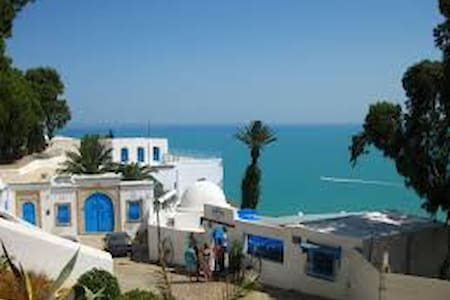Coquet appartement a sidi bousaid  - Flat