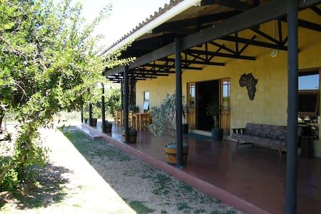 Kudu Ridge Game Ranch and lodge - Inap sarapan