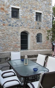 Miki's Castle - Lagia Mani - Apartment