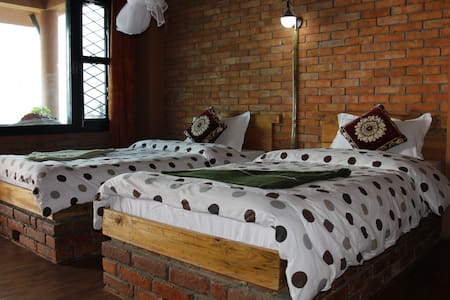 Beautiful Double Private Room on Fewa Lake - No. 1 - Pokhara - Bed & Breakfast